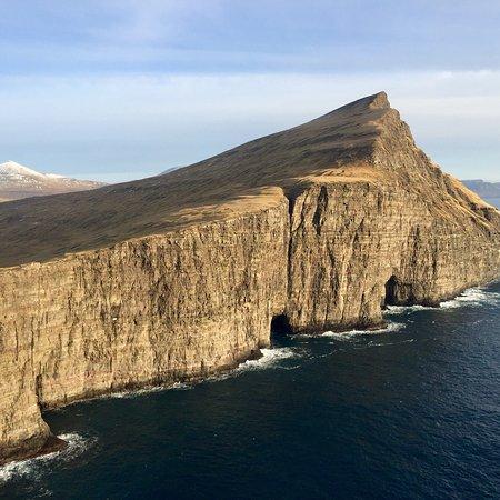 Vagar Island, Faroe Islands: Sorvagsvatn
