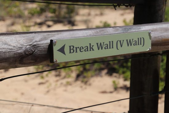 V-Wall: Break Wall
