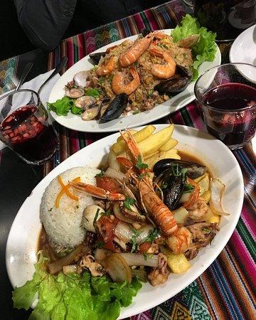 Ristorante brisas del peru in milano con cucina latino americana - Cucina americana milano ...