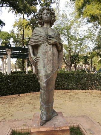 Estatua de la Duquesa de Alba
