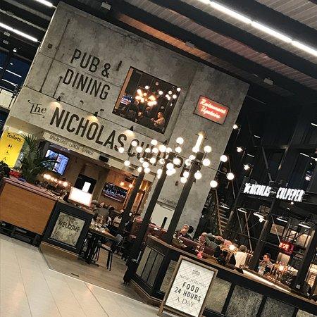 Best Pub Restaurants In Crawley