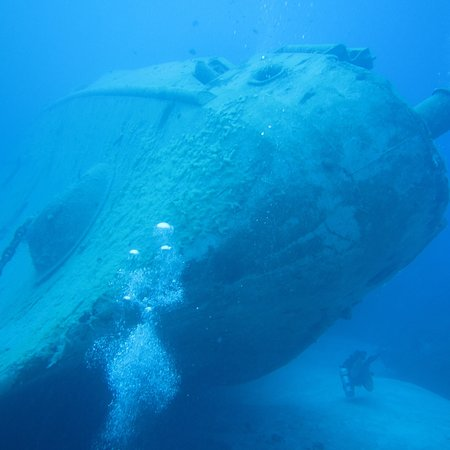 Kittiwake Shipwreck & Artificial Reef : photo3.jpg