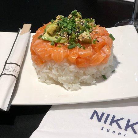 restaurant nikki sushi dans aubagne avec cuisine japonaise. Black Bedroom Furniture Sets. Home Design Ideas