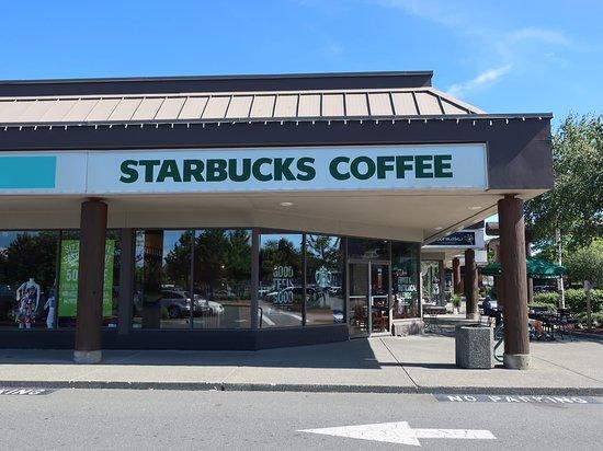 Starbucks Campbell River 1416 Island Hwy Unit 136