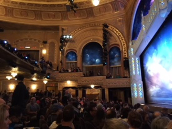 The Book of Mormon: every seat is great