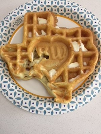 Harker Heights, TX: Texas waffle