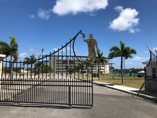 Saint John Parish, Antigua : Sir Vivian Richards Stadium Antigua