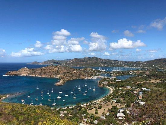 Saint John Parish, Antigua : Shirley Heights Antigua