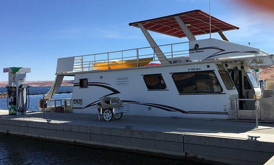 Bullfrog Rental Houseboat