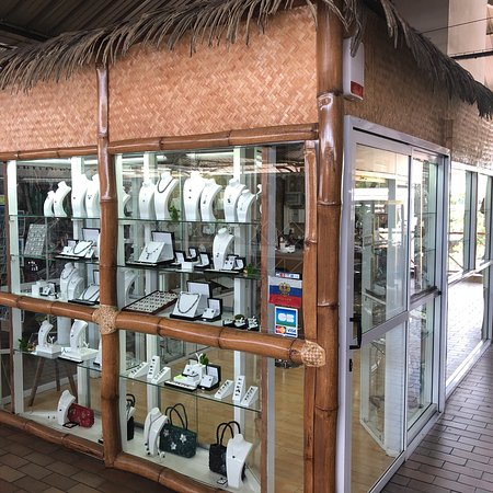 Papeete, French Polynesia: Notre boutique Our shop Наш магазин