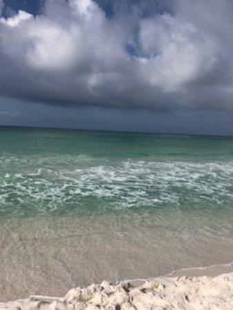 The Beach House Condominiums: Beach view