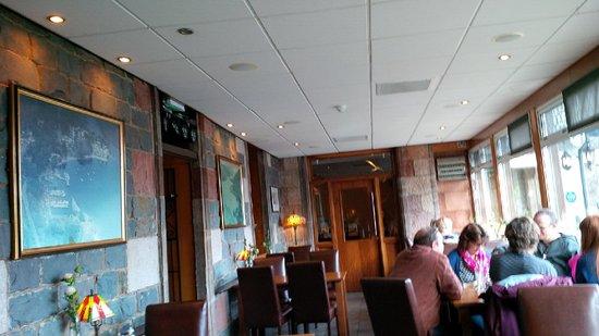Ardlui, UK: Dining area