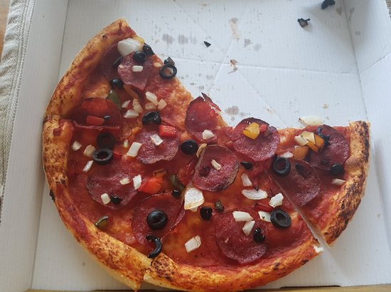1st Pizza Direct Inverness Glenurquhart Rd Menu Prices