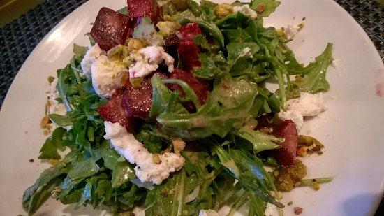Braised Beet Salad