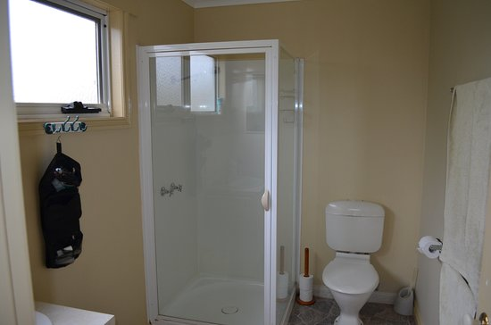 Koroit, Australia: Bathroom