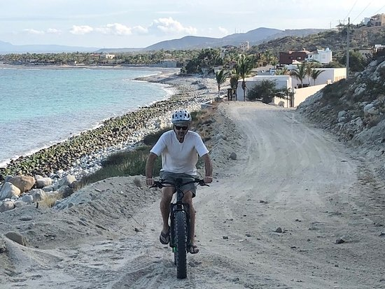 San Jose del Cabo, Mexico: Starting point of the ebike coast tour