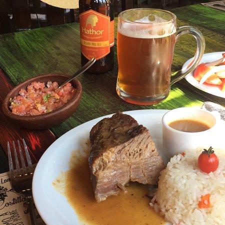 Curacavi, Chili : Nuevo los hornitos, con el sabor de siempre