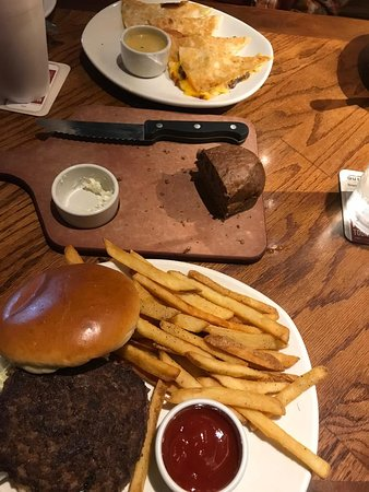 Outback Steakhouse: Our lunch at Outback Sebring