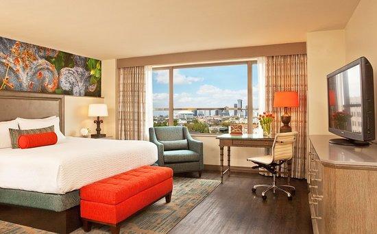 Hotel Indigo New Orleans Garden District: Guest room