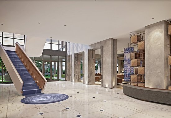 Menlo Park, Kaliforniya: Lobby