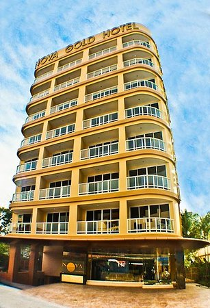 Nova Gold Hotel: Exterior