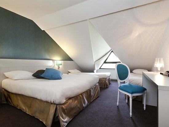 Appoigny, Francia: Guest room