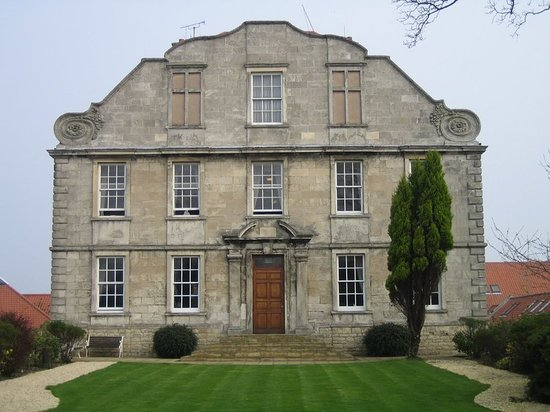 Hellaby, UK: Exterior