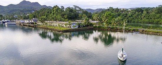 Lami, Fiyi: Exterior