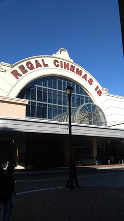 Regal Atlantic Station Stadium 18