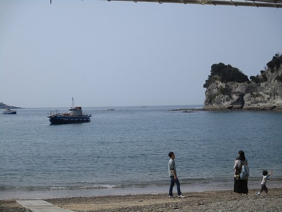 白浜海底観光船グラスボート
