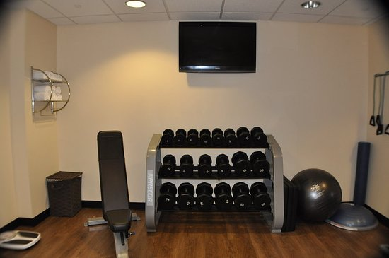 Holiday Inn Express Baltimore-Downtown: Health club