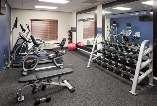 Cypress, CA: Health club