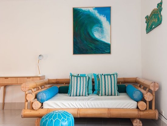 Margaret River Region, Australia: Bali day bed
