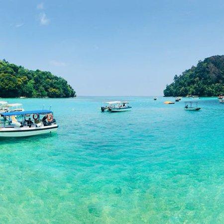 Tunku Abdul Rahman Marine Park: photo1.jpg