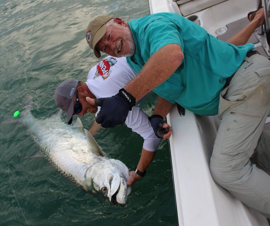 Tarpon Fishing in Boca Grande