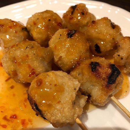 Burke, VA: Chicken meatballs