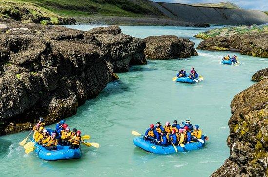Day Trip from Reykjavik: River...
