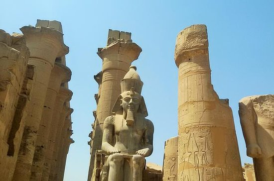 Day Tour: Luxor East and West Banks ...
