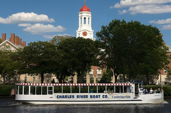70-minuters Charles River Sightseeing ...