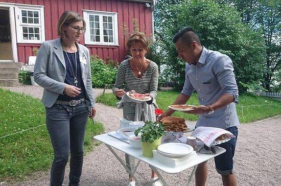 Visita a pie para saborear Oslo