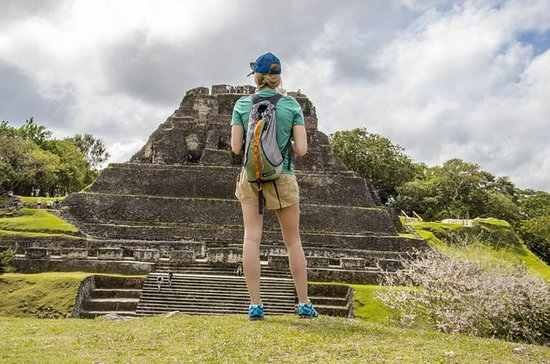 Xunantunich Mayan Ruin and Cave...