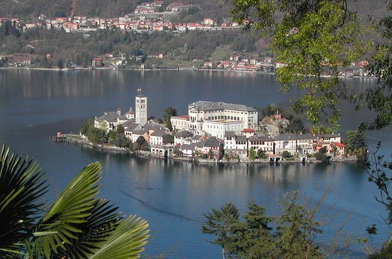 Lake Orta Day Trip from Stresa with...