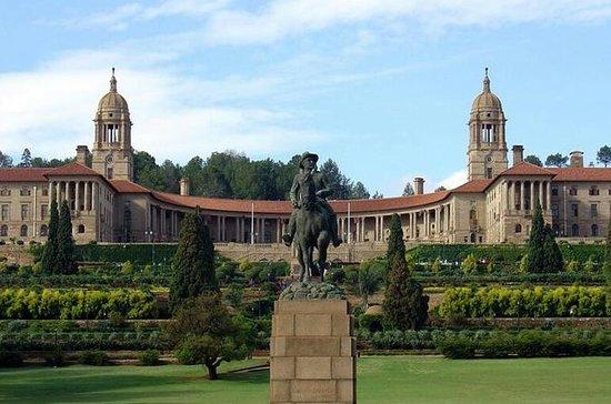 3 días de excursión a Pretoria...