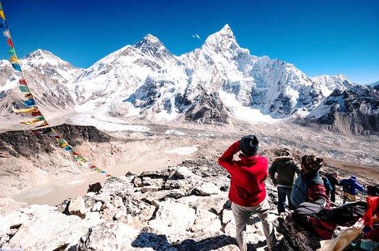 Everest Base Camp och Kala Patthar ...