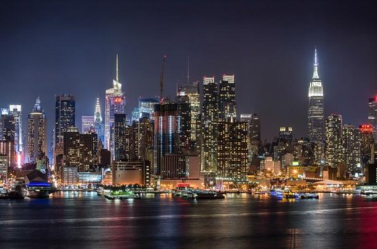 Panoramic Night Tour of New York City