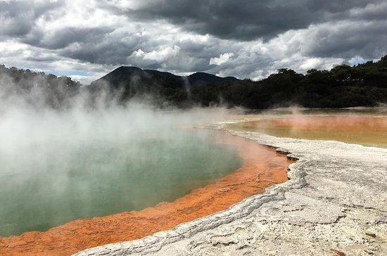 Rotorua herunder (Wai-O-Tapu) Tour...