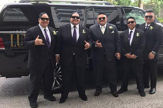 Guam Executive Airport Limousine ...