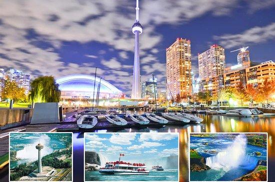 Canadian Deluxe tour Niagara Falls...