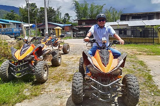 Tambunan Adventure Quad Biking