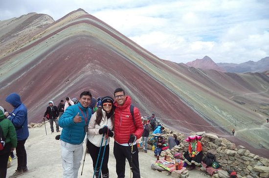 Rainbow Mountain with a Private Guide
